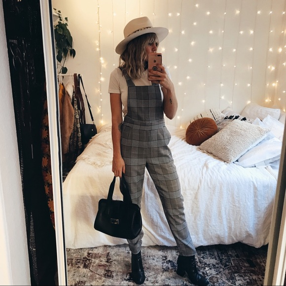 Ardene Pants - Patterned Overall Jumpsuit